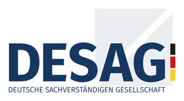 Logo Desag - Sachverständigenverband