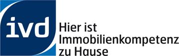 Logo IVD - Hier ist Immobilienkompetenz zu Hause